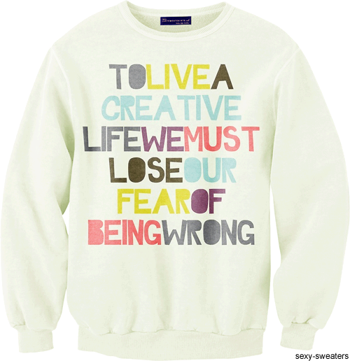 Cute Sweater Quotes: Oversized Sweaters Quotes