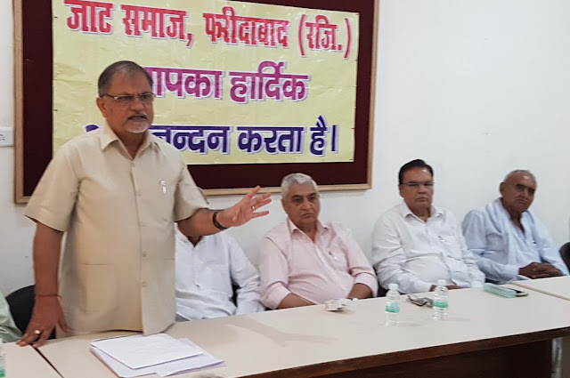 j-p-sangwan-become-president-jat-samaj-faridabad