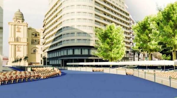 El ayuntamiento de Málaga a contrarreloj con el nuevo recorrido