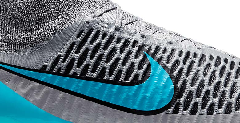 low priced 9853a 47925 The new Wolf Grey   Turquoise Blue   Black Nike Magista Obra 2015 Football  Boots introduce a fresh new design, set to be worn in the 2015 Champions  League ...