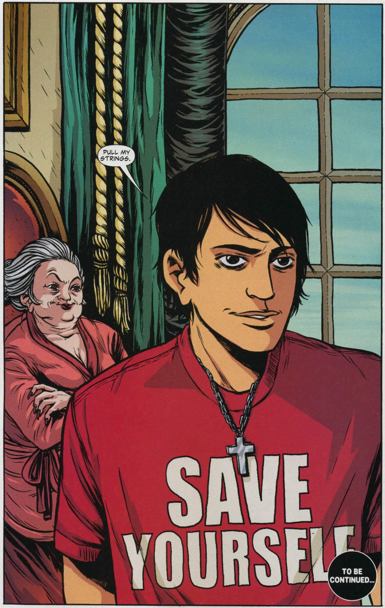 Read online American Virgin comic -  Issue #5 - 24