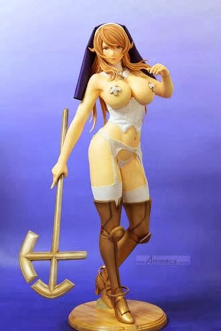 FIGURA SIGUI 1/2.5 Polyresin QUEEN'S BLADE REBELLION