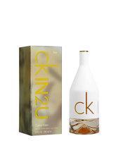 Apa de toaleta CK In2U, 150 ml, Pentru Femei
