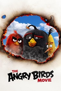 Poster The Angry Birds Movie