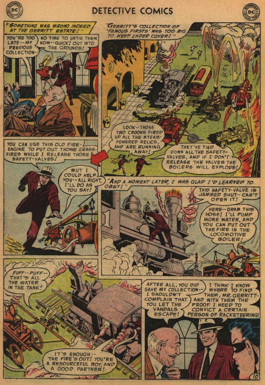 Read online Detective Comics (1937) comic -  Issue #226 - 12