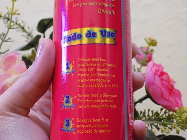 Resenha Shampoo Novex TNT