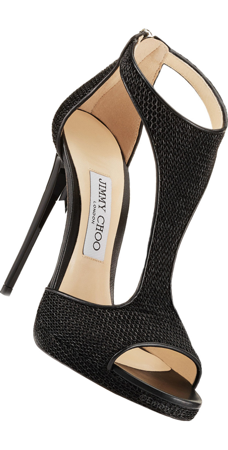 Brilliant Luxury ♦ Jimmy Choo Lana T-Bar Sandals