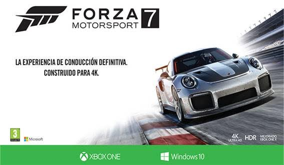 Descubre el Motor Home de Forza Motorsport 7 y Xbox One X en Fun & Serious Game Festival