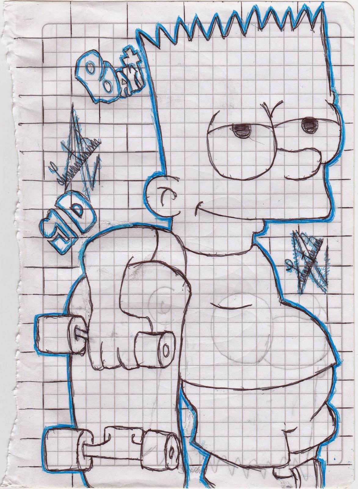 Dibujos Graffitis