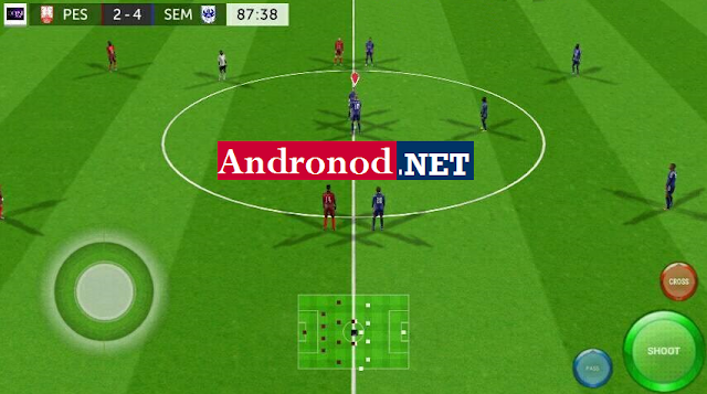 FTS Mod FIfa 18 v2 Apk+Data Obb by Ocky Ry
