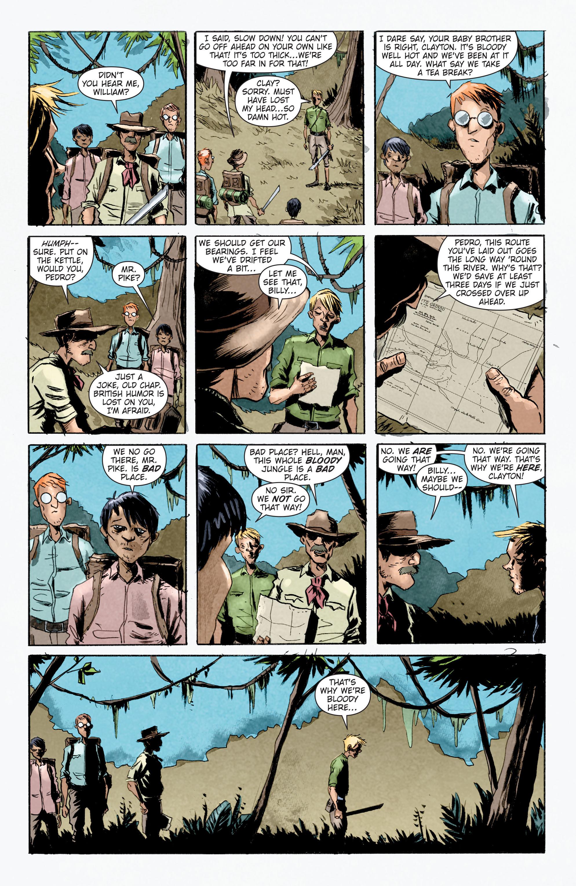 Read online Trillium comic -  Issue # TPB - 25