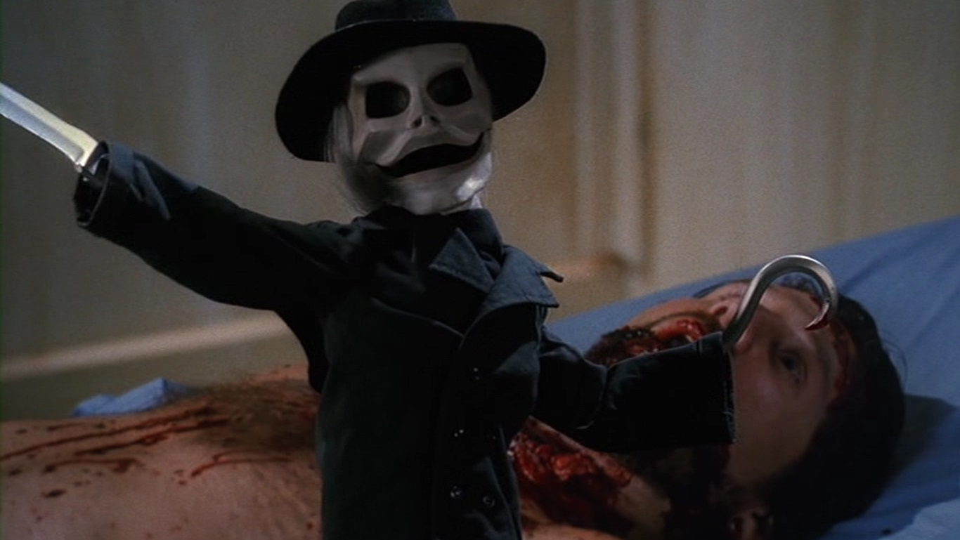 Puppet Master II: His Unholy Creation