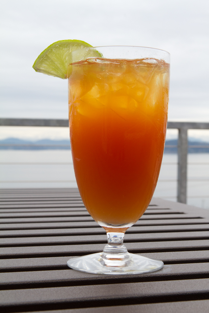 Recipe Resolution; A Culinary Adventure: Dark and Stormy Cocktail