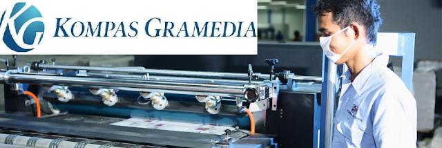 Lowongan Kerja PT Kompas Gramedia Group of Manufacture, Jobs: Sales Executive, User Experience Expert, Sales Coordinator, Etc.