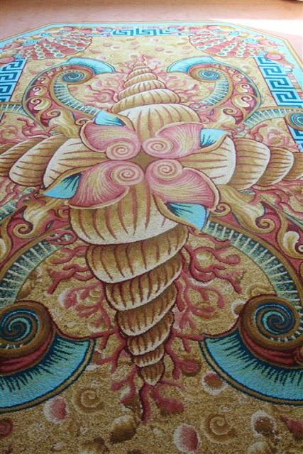 Teppich im Atlantis The Palm (C) JUREBU