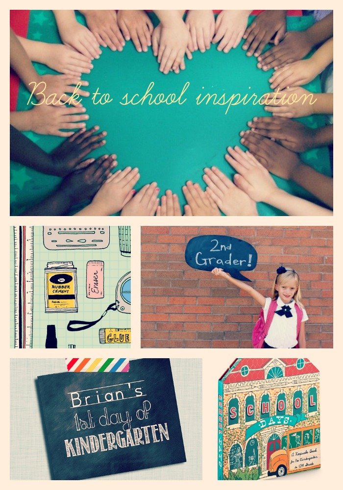 Easy Photo Collage Back To School Layout Process Video Youtube