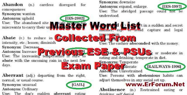 mater-word-list-ese-psus