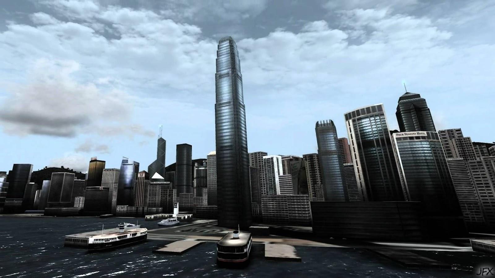 For Love Of Sim: FLYTAMPA HONG KONG OLD