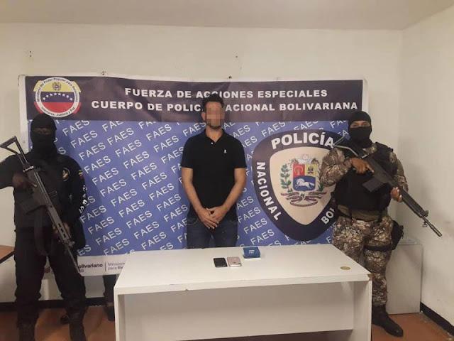 """Capturaron a los """"Cadiveros"""" que comercializaban Cocaína Rosa en las fiestas de los chavistas"""