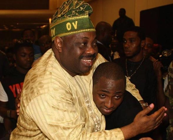 """Sound Sultan's brother Baba Dee blasts Davido for """"disrespecting"""" Dele Momodu"""