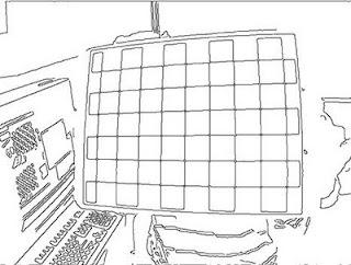 MARE's Computer Vision Study.: Hough Transform (Line