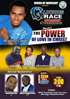 EVENT: Word Of Worship Present Another Worship Experience, Fully Loaded With Anointed Men Of God Set To Bring Heaven On Earth