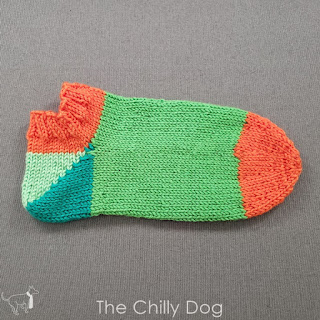 Live Toe Up Sock Knitting Class or Lesson with The Chilly Dog in Tucson, Arizona