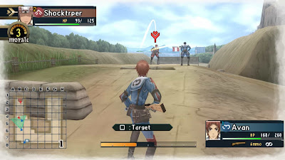 Game Valkyria Chronicles 2