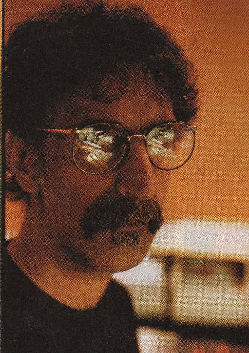frank zappa in hungary 1991 june 28 30 the zappa mustache youtube. Black Bedroom Furniture Sets. Home Design Ideas