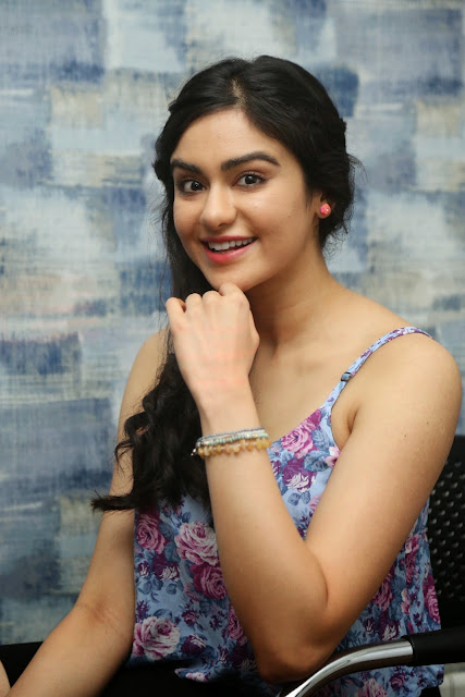 Adah Sharma Cute Photoshoot by Bollywoodpinup.blogspot.com