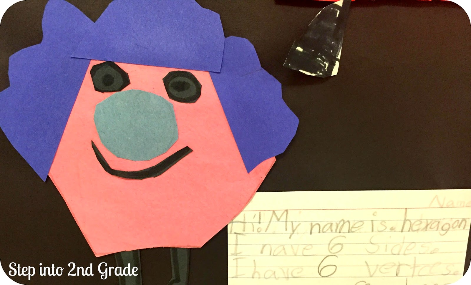 Step Into 2nd Grade With Mrs Lemons The Greedy Triangle