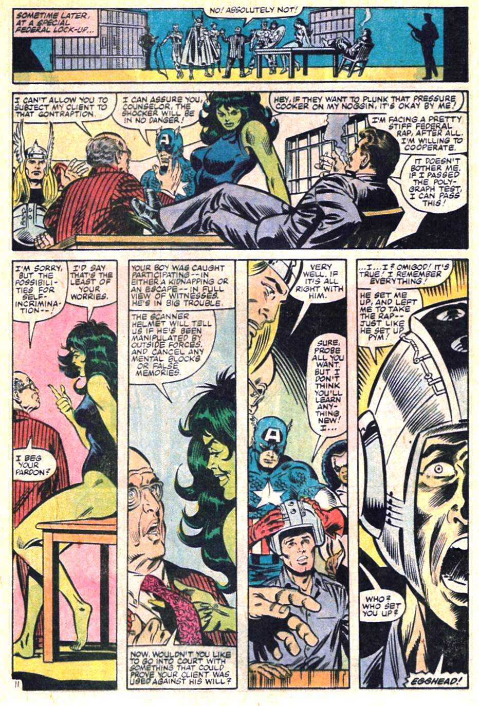 The Avengers (1963) 229 Page 11