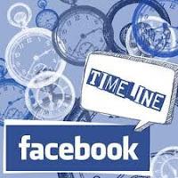 ampilan Timeline Facebook