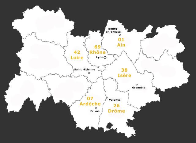 Débarras Auvergne Rhône Alpes