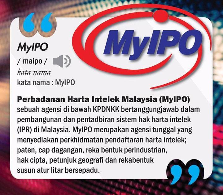 Suria Amanda Pentingnya Daftar Hak Intelek Anda Di Myipo