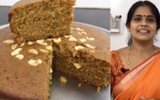 Wheat Flour Cake | Country Sugar Cake | Simple and Healthy Cake