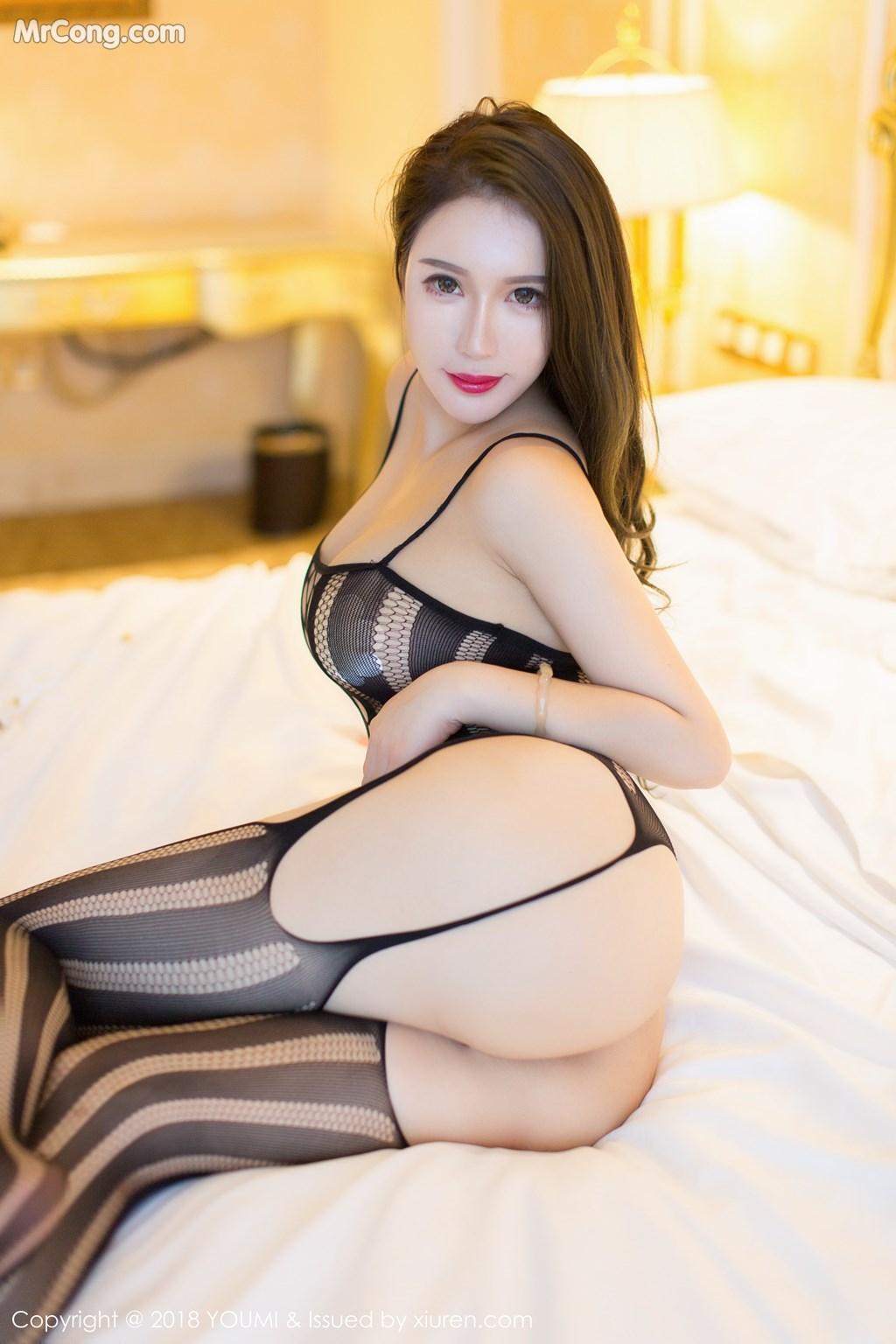 Image YouMi-Vol.123-Egg-MrCong.com-029 in post YouMi Vol.123: Người mẫu Egg-尤妮丝 (49 ảnh)