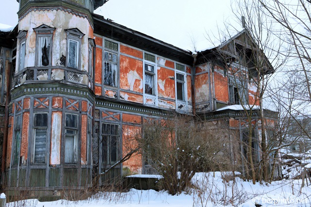 деревянные дачи санкт-петербург