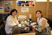 Sushi Restaurant, Fukuoka Japan