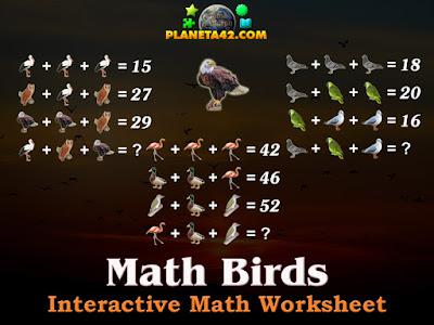 Математически Птици
