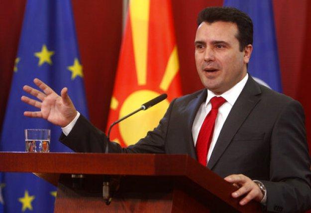 Το ενδεχόμενο πρόωρων βουλευτικών εκλογών θα εξετάσει το κόμμα του Ζόραν Ζάεφ