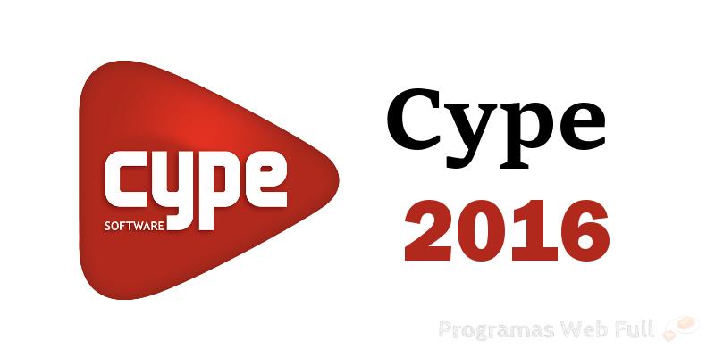 Cype 2016