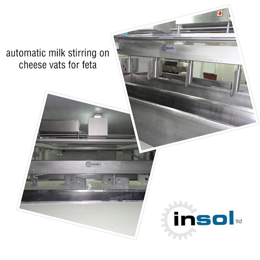 Insol ltd - Industrial Solutions for Dairies and Cheese factories