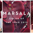 Go Subtly Seductive this fall with Marsala