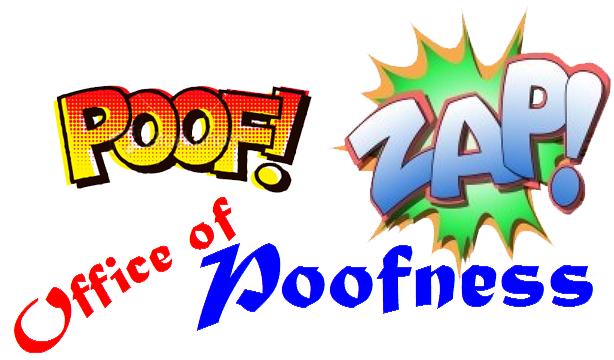 Resultado de imagen para office of poofness zap