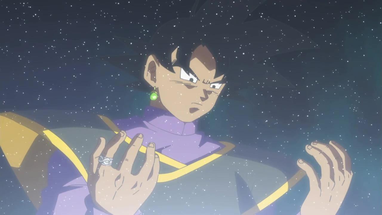 Ver Dragon Ball Super (Latino) Saga de Black Goku - Capítulo 61