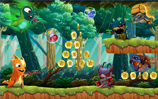 Download Slugs Jetpack Fight World App