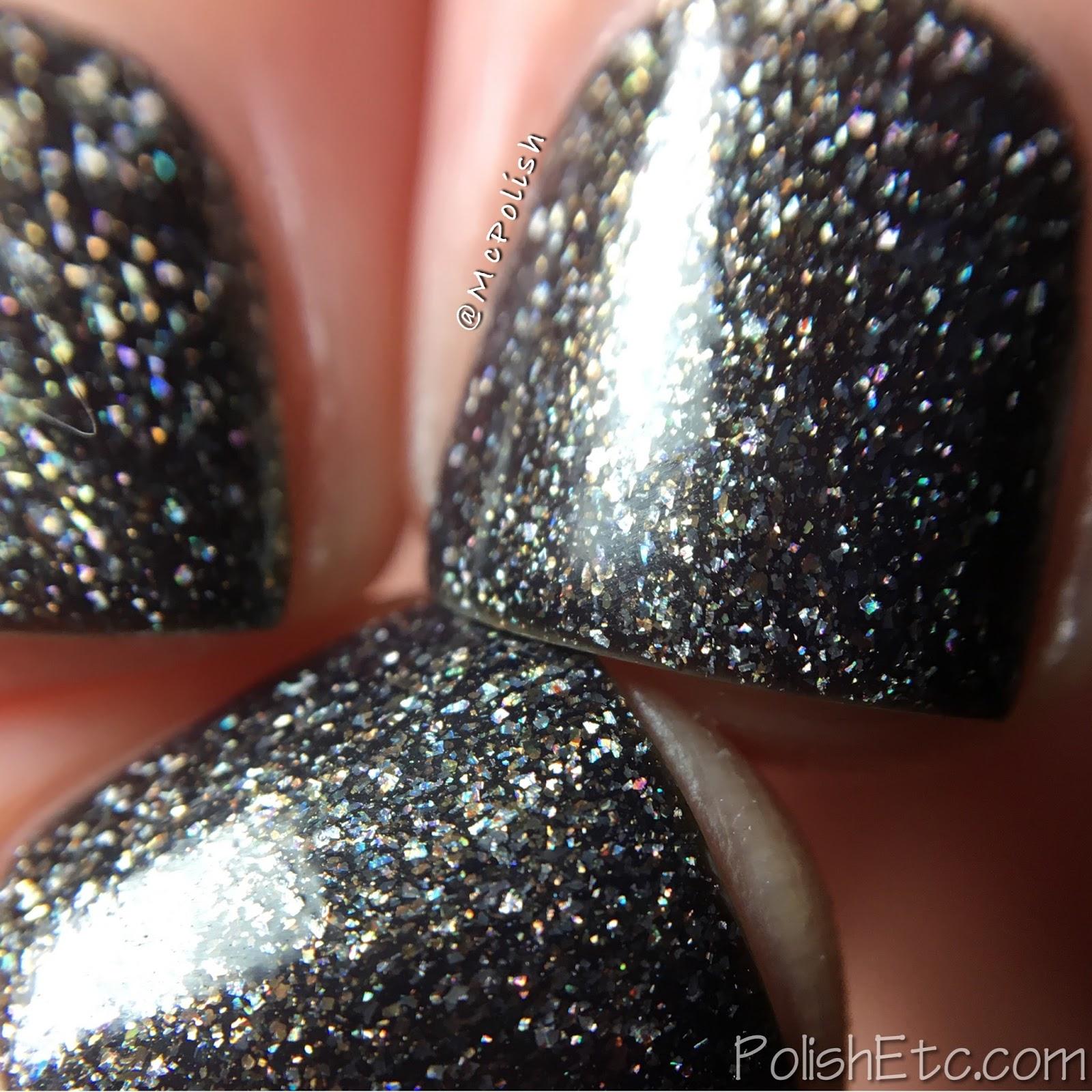 Takko Lacquer - Lace Onyx - McPolish