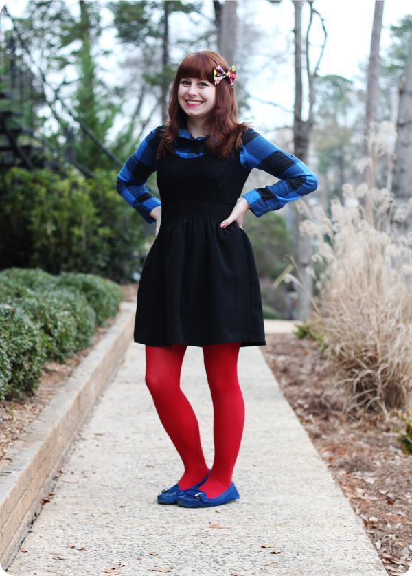 Hosiery - Nylon Fishnet Stockings, Thigh High Tights
