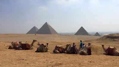 H Αίγυπτος αναθέτει σε ιδιωτικές εταιρείες την διαχείριση της περιοχής των Πυραμίδων της Γκίζας